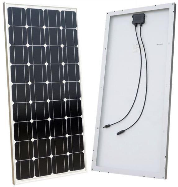 Best 100 Watt 12 Volt Monocrystalline Solar Panels In 2018 2019 Monocrystalline Solar Panels Solar Energy Panels Solar Panel Cost