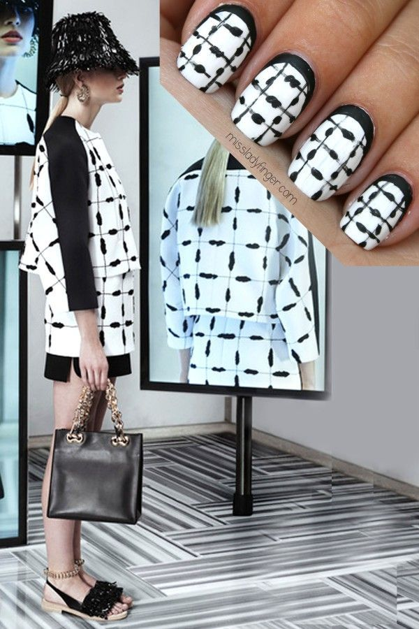 Balenciaga Resort \'14   Nails~Mani/Pedi   Pinterest   Balenciaga ...