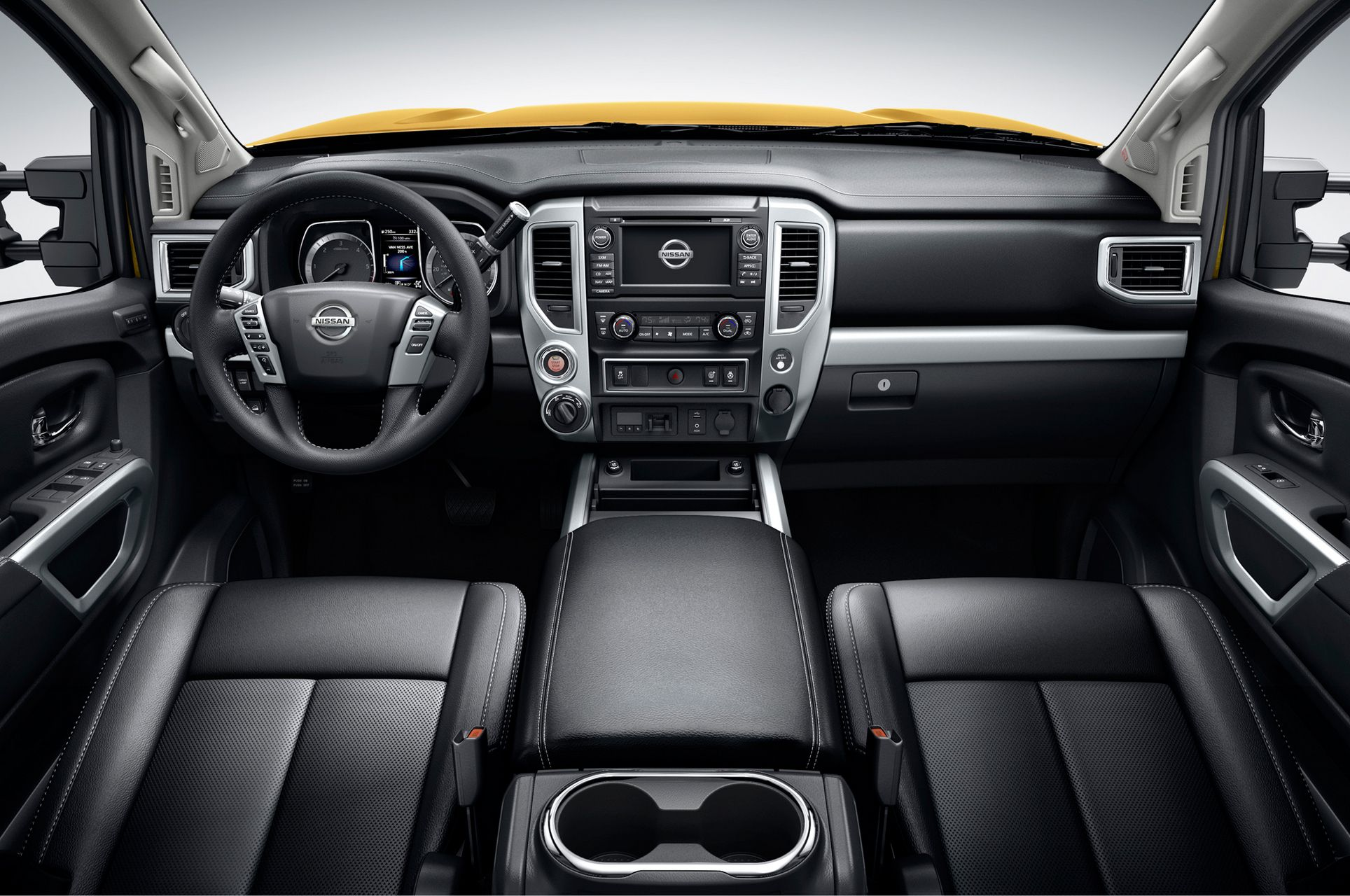 Nissan Frontier 2016 An Xd Suv Reviews Ford Ranger Interior Photo