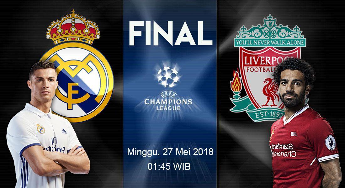 Tips Prediksi Bola Biru Real Madrid vs Liverpool Final ...