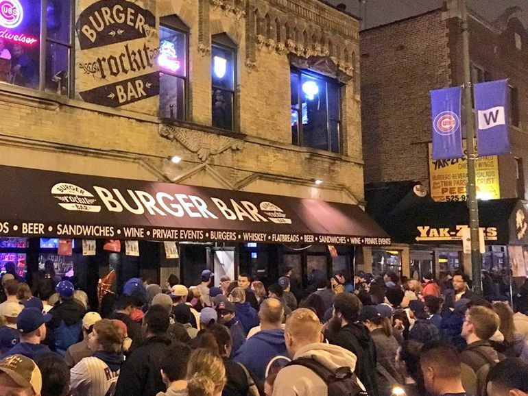 Where to Eat Near Wrigley Field In Chicago, 2017 Playoffs Edition
