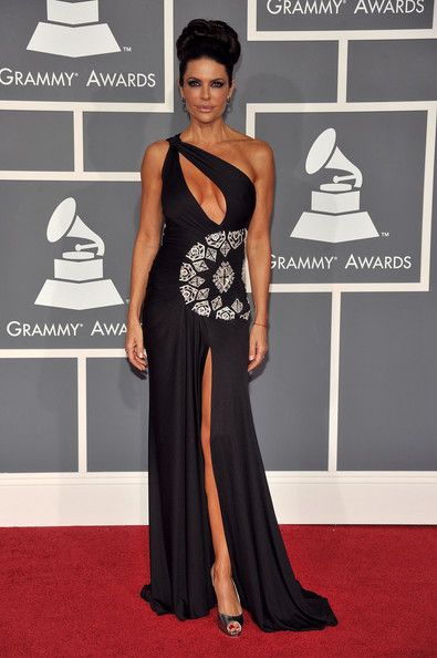 Red Carpet Updo Hairstyles From Celebrities Love Hairstyle Dresses Dress Hairstyles One Shoulder Prom Dress