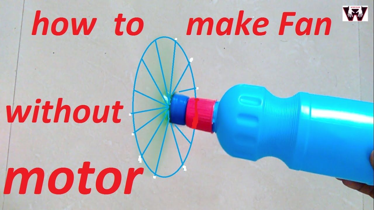 How to make a fan