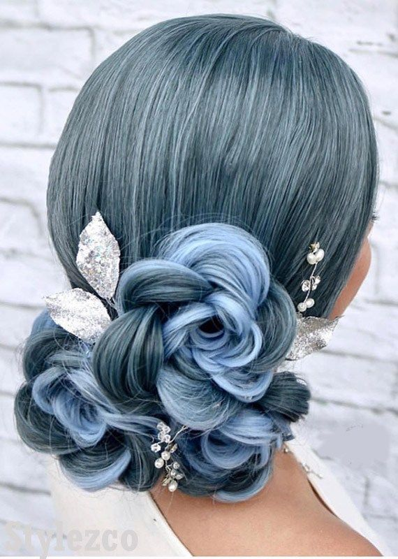 14 holiday Hairstyles colour ideas