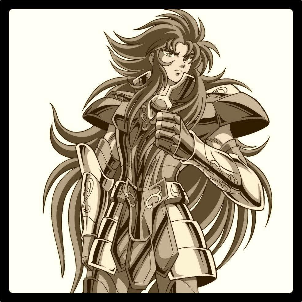 Saga -Saint Seiya - Caballeros del Zodiaco