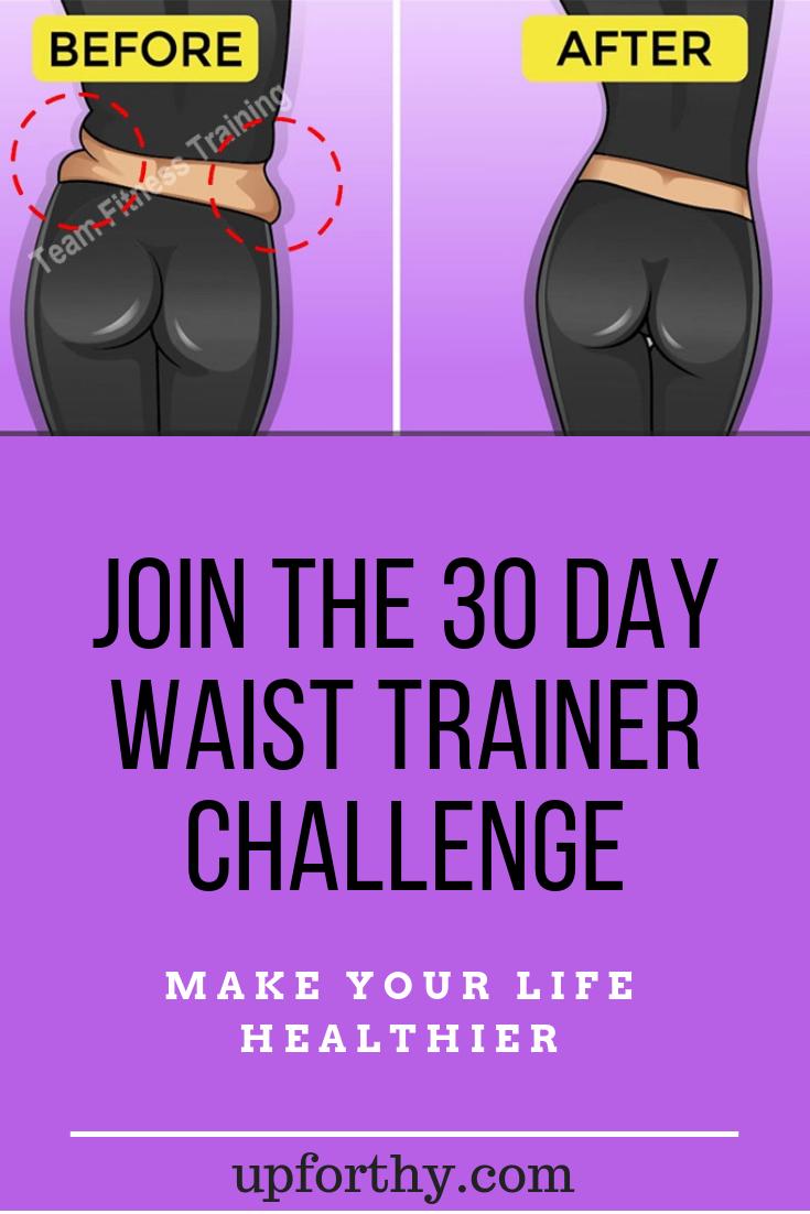 Join The 30 Day Waist Trainer Challenge Waist Trainer Waist Training Workout Waist Trainer Workout