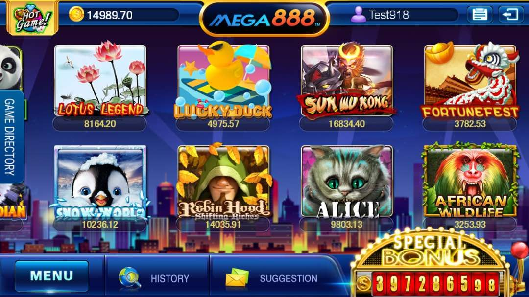 Mega888 [Updated] Download APK IOS | Online Register Mega888 ID