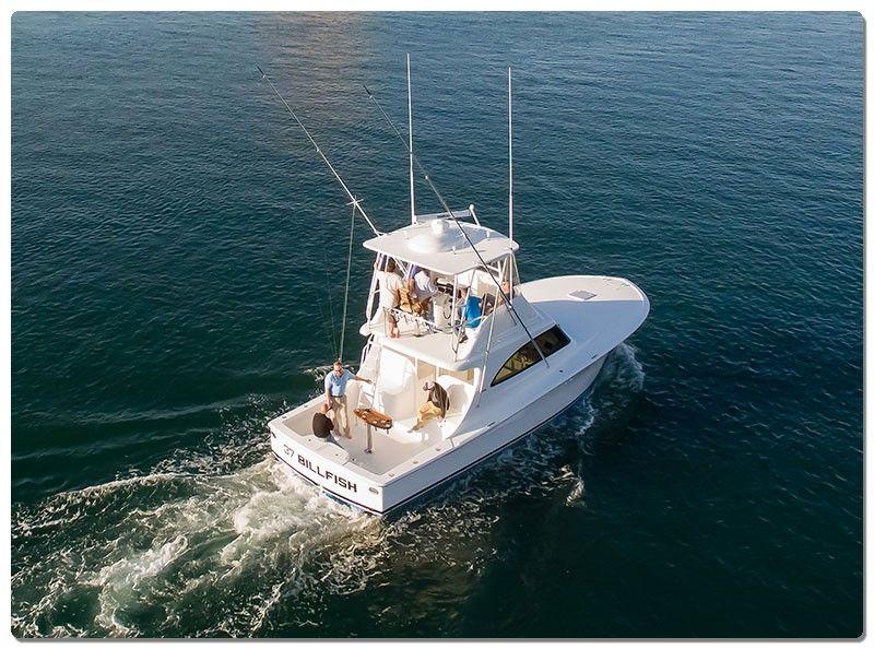 NEW Viking 37 Billfish Sportfishing VikingYachts (With
