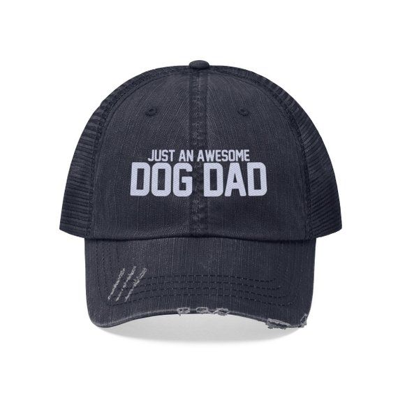 DOG MOM Dad Hat Embroidered Dog Lover Dog Owner Baseball Caps Many Available