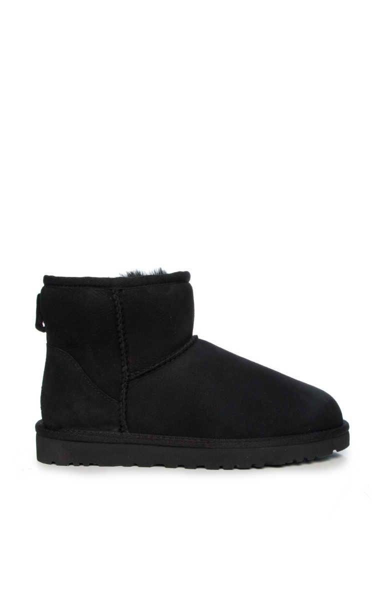 Boots Classic Mini BLACK - Ugg Australia - Designers - Raglady