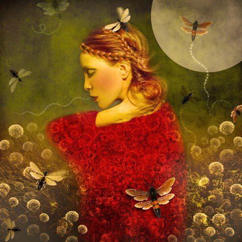 """""""The Moon Garden"""" by Marta Orlowska"""