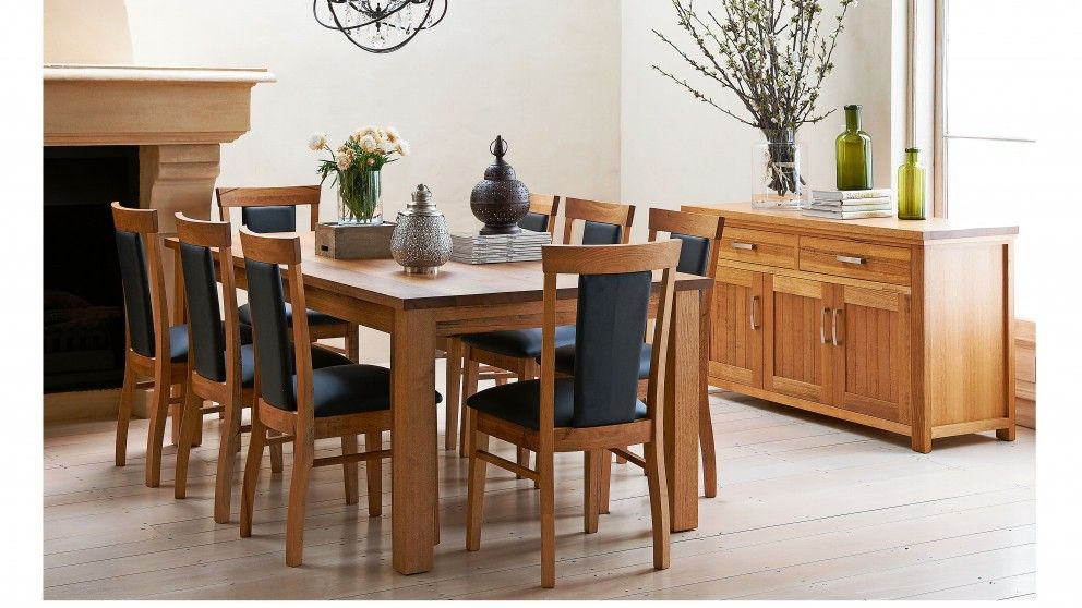 Karmen 9 Piece Dining Setting