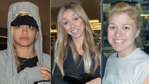 Photo of Celebrities without makeup