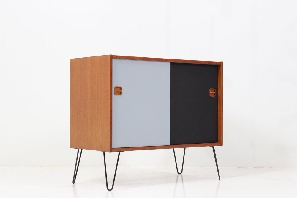 Danish Design Credenza : Details zu er teak kommode highboard danish design s chest