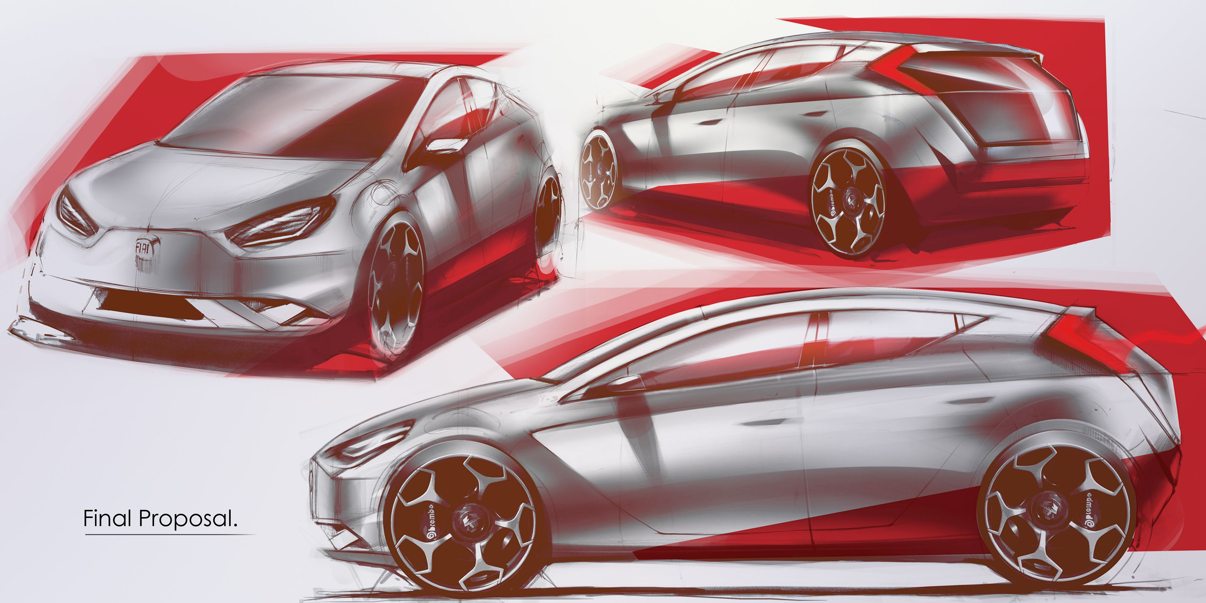 To Redesign Fiat Punto Fo 2020 Fiat Toy Car Redesign