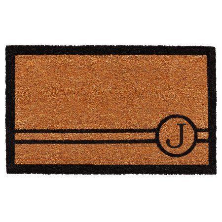 Chelsea Monogram Doormat (Letter J)
