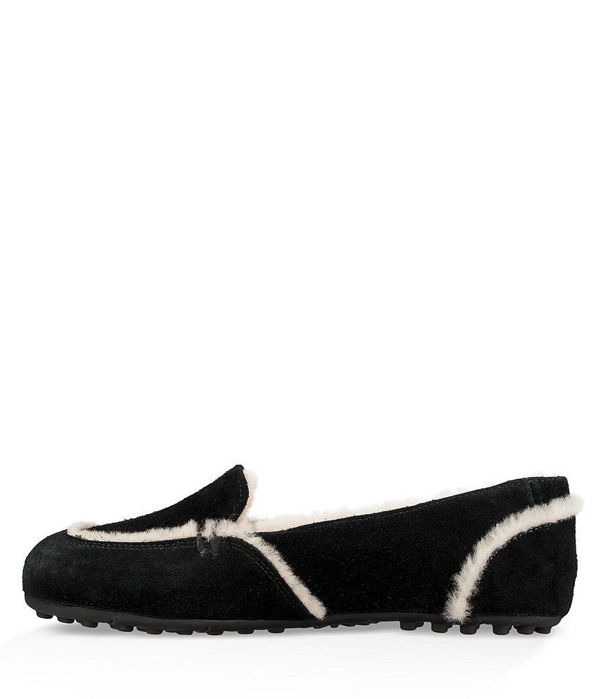 d1c56e533d6 UGG® Hailey Suede Slippers in 2019 | Cheap Stylish Shoes | Shoes ...