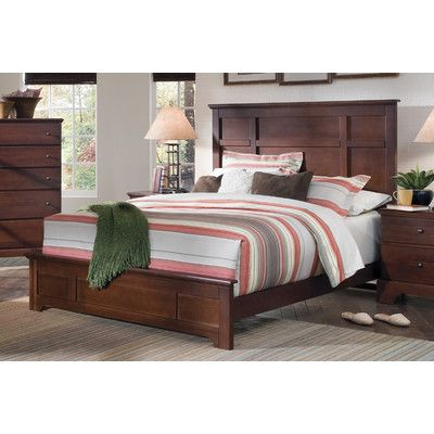 Bon Carolina Furniture Works, Inc. Premier Queen Panel Bedroom Collection