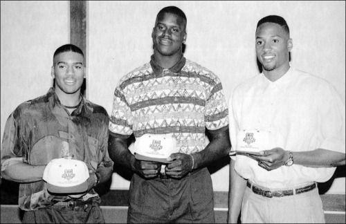 Jim Jackson, Shaq, Alonzo