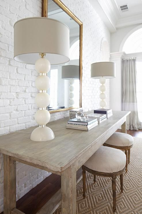 30 Best Ideas About Living Rooms With White Brick Walls Whitebrickwall Brick Wall Living Room White Brick Wall Living Room Brick Living Room