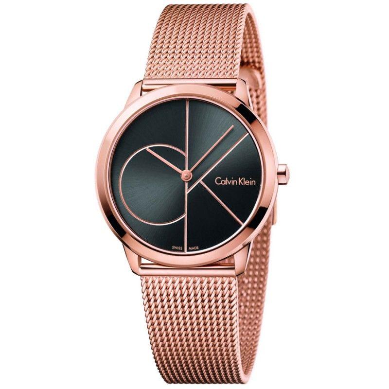 K3m22621 En Klein 2019FashionWatches Calvin Minimal Mujer Reloj Kul13TcFJ