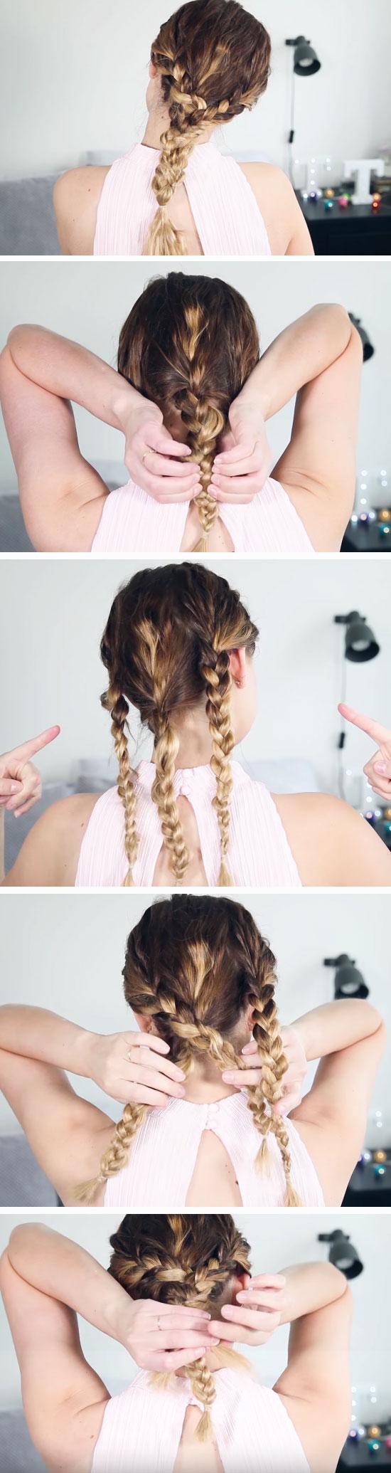 18 Diy Game Of Thrones Inspired Hairstyles Juego De Tronos Pinterest