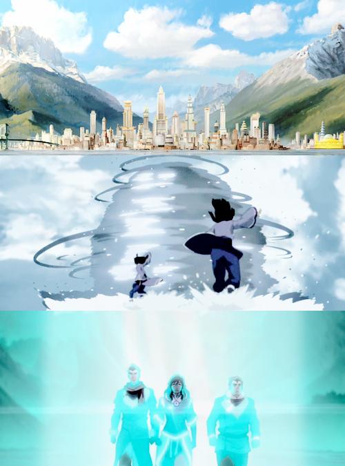 Avatar Aang Team Blue People Fandoms Legend Of Korra Anime
