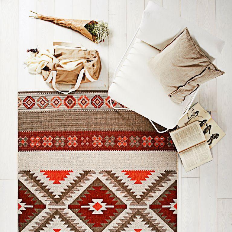 Teppich Inka Muster Teppich Inka Muster