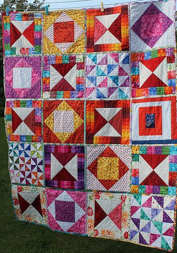 Soy Amado No.19 by Little Island Quilting, via Flickr