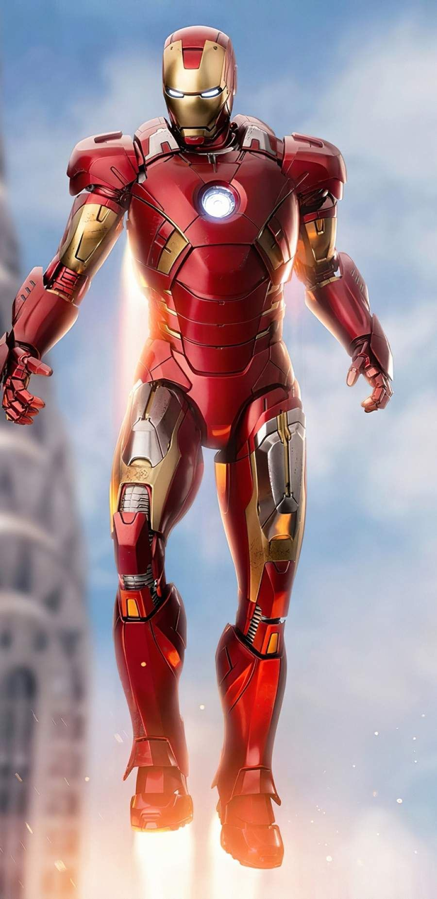 Iron man new iphone wallpaper in 2020 superhero