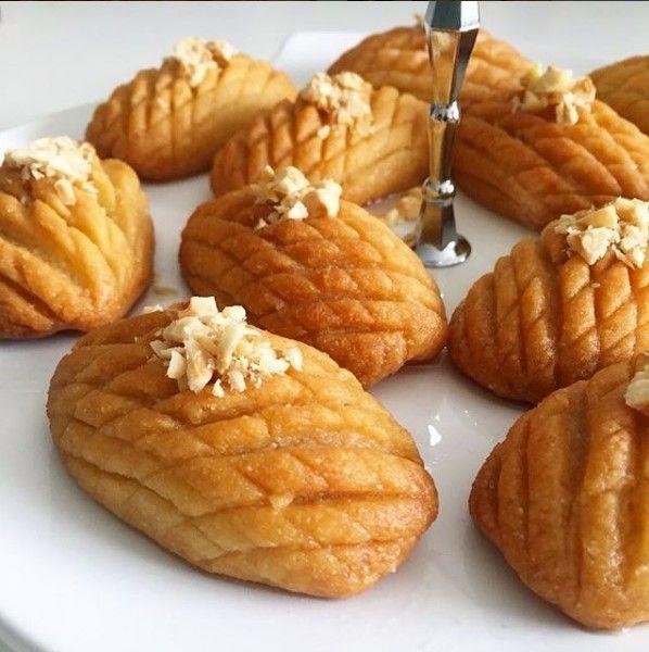 Kalburabastı Dessert Rezept und Zutaten Kalburabastı Dessert Rezept und Zutaten,