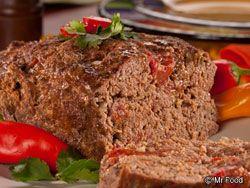 Fiesta Meat Loaf Recipe Meatloaf Diabetes Friendly Recipes Fall Recipes Healthy