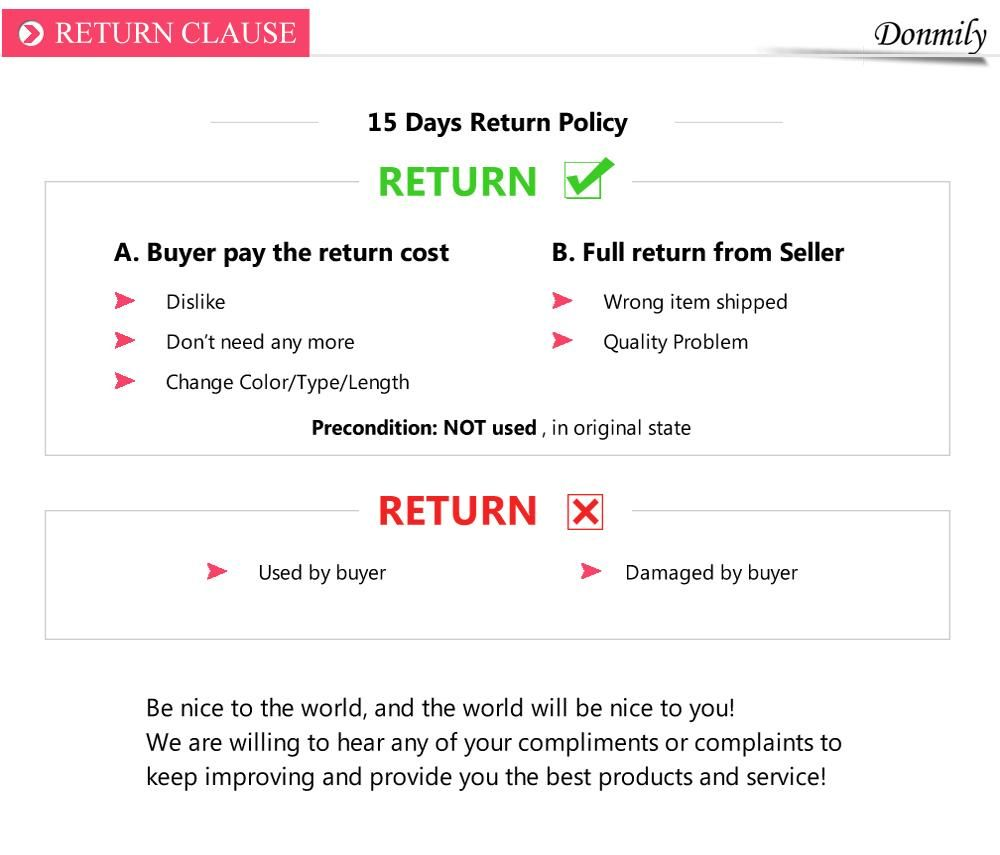 Donmily Return And Refund Policy  Sims  Cc    Curly
