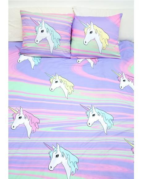 best 25  unicorn bed set ideas on pinterest