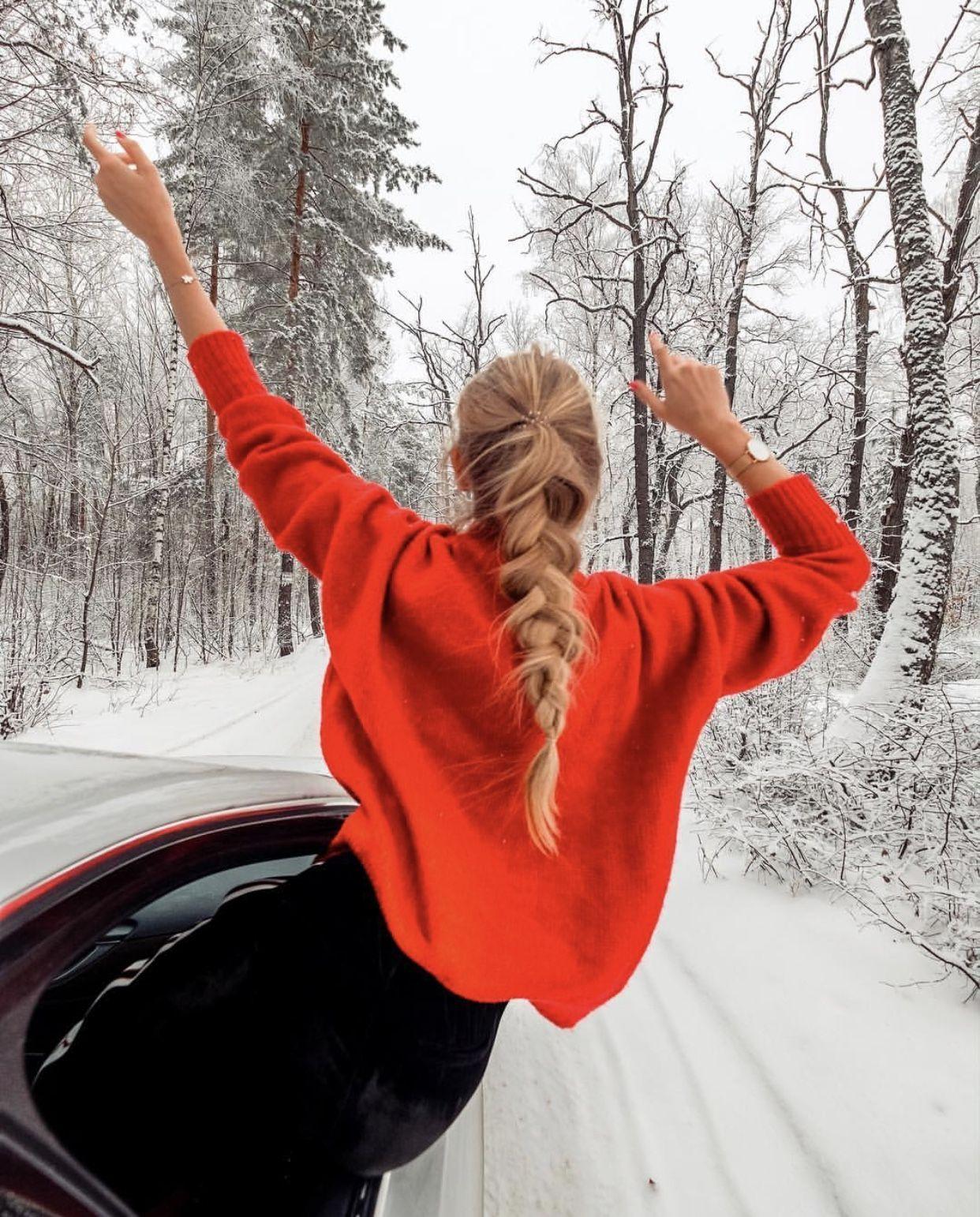 30+ красивых осенних и зимних нарядов - #зимних #красивых ...
