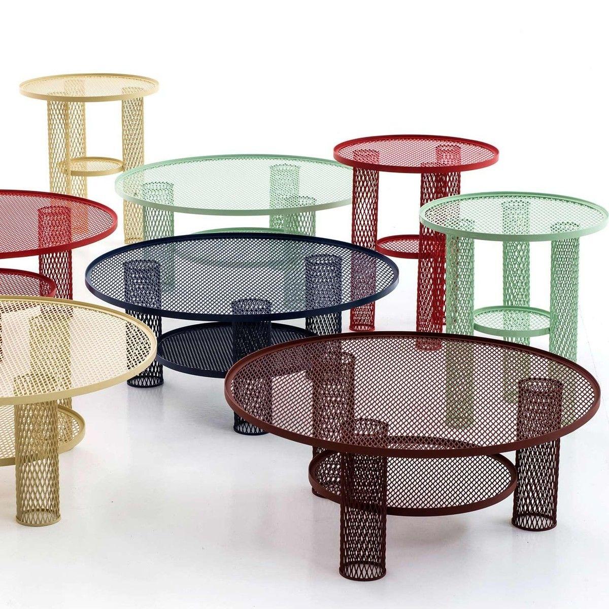 Net Side Table O70cm Coffee Table Table Furniture La Furniture