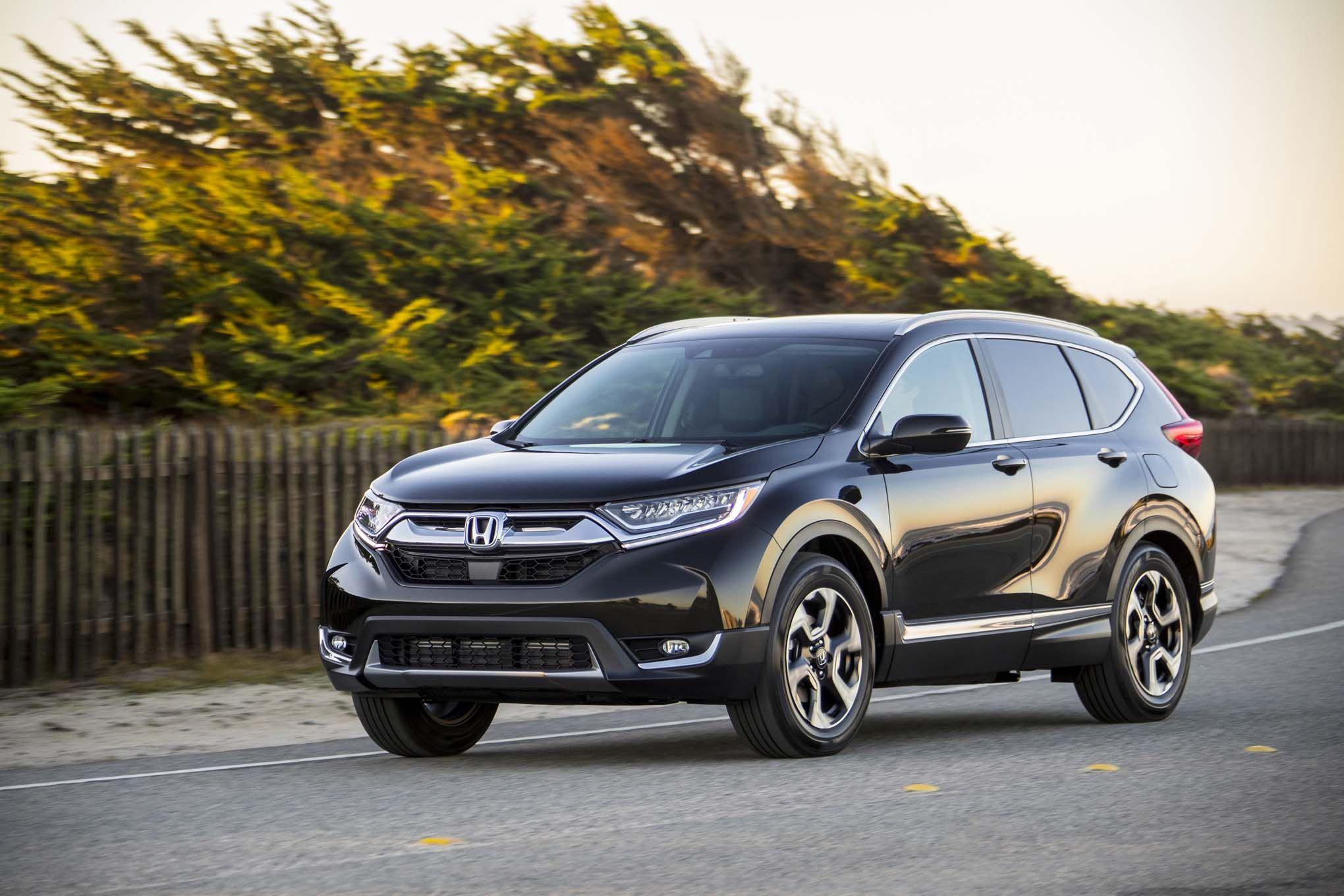 Honda CRV 2017, được tạp chí Motortrend bình chọn là