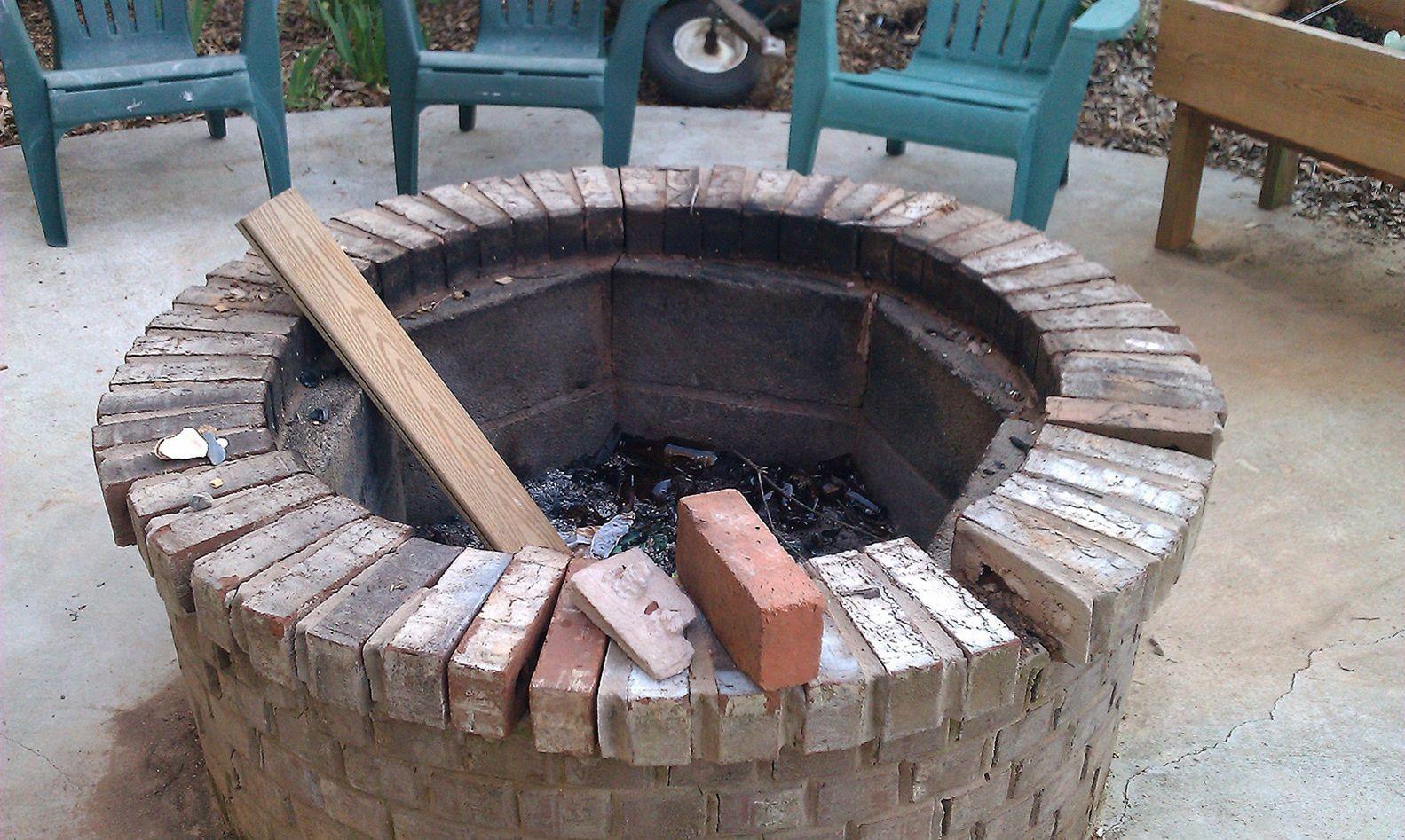 24 Gorgeous DIY Fire Pit Ideas For Cozy BBQ Party | Cinder ...