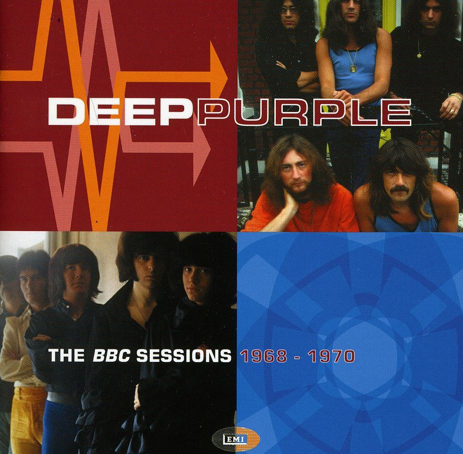 Deep - Bbc Sessions 1968-1970