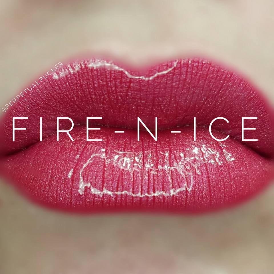 Fire \'n Ice   LipSense   Long-lasting Lip Color   Makeup Trends ...