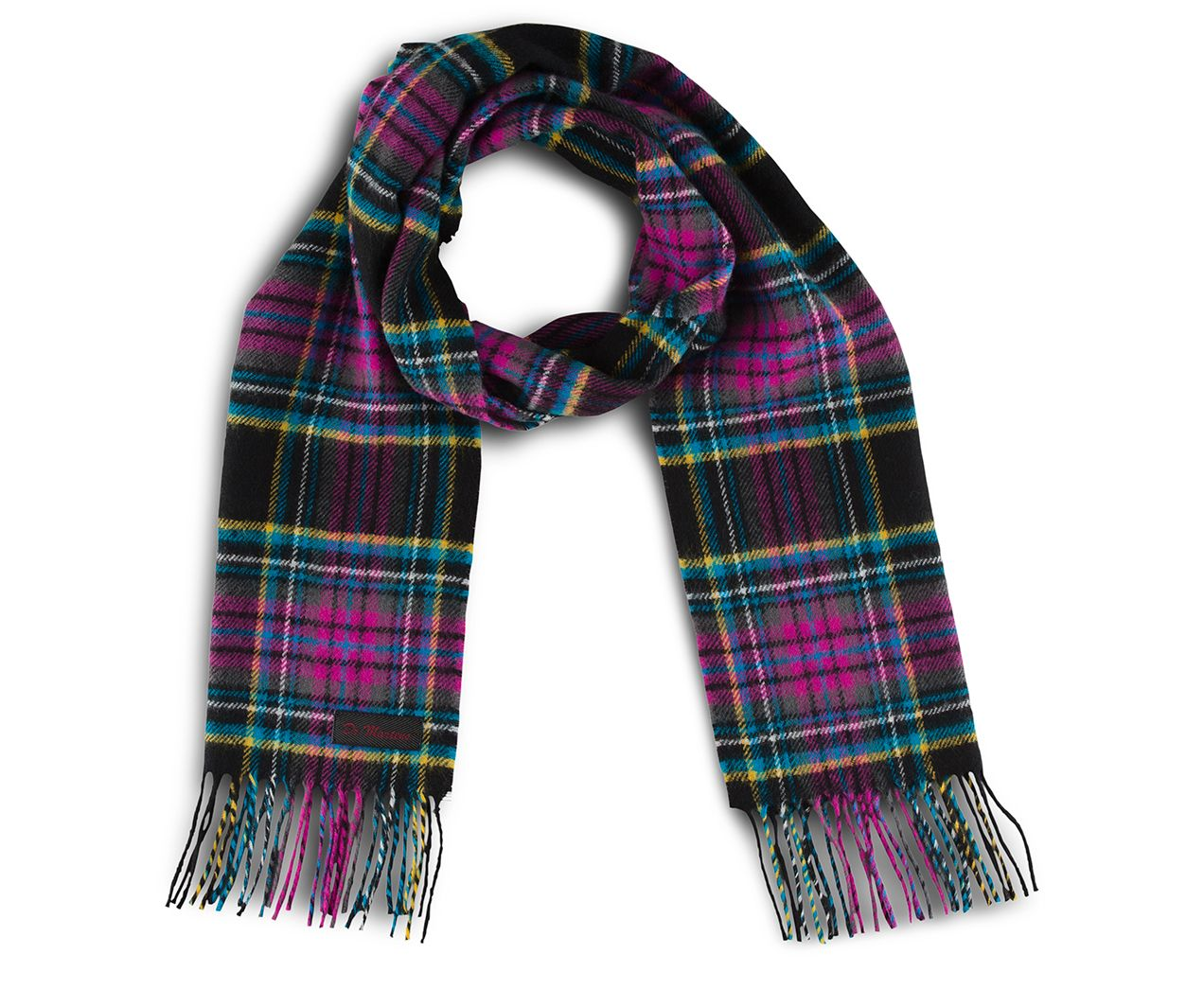 40 Dr Martens This Traditional Tartan Scarf Is Made In Scotland