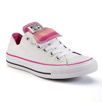 aeda5b886727 Women s Converse Chuck Taylor All-Star Double-Tongue Low-Top Sneakers