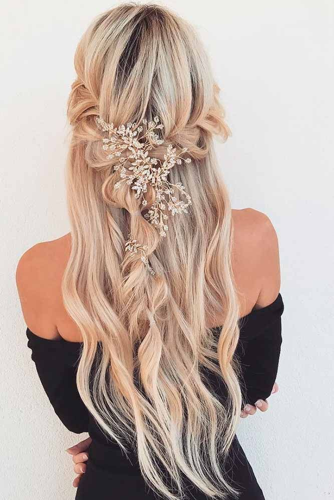 30 Ideas Of Unique Homecoming Hairstyles - -