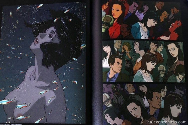 Perfect Blue Storyboard Collection Art Book Review Book Art Art Aesthetic Anime