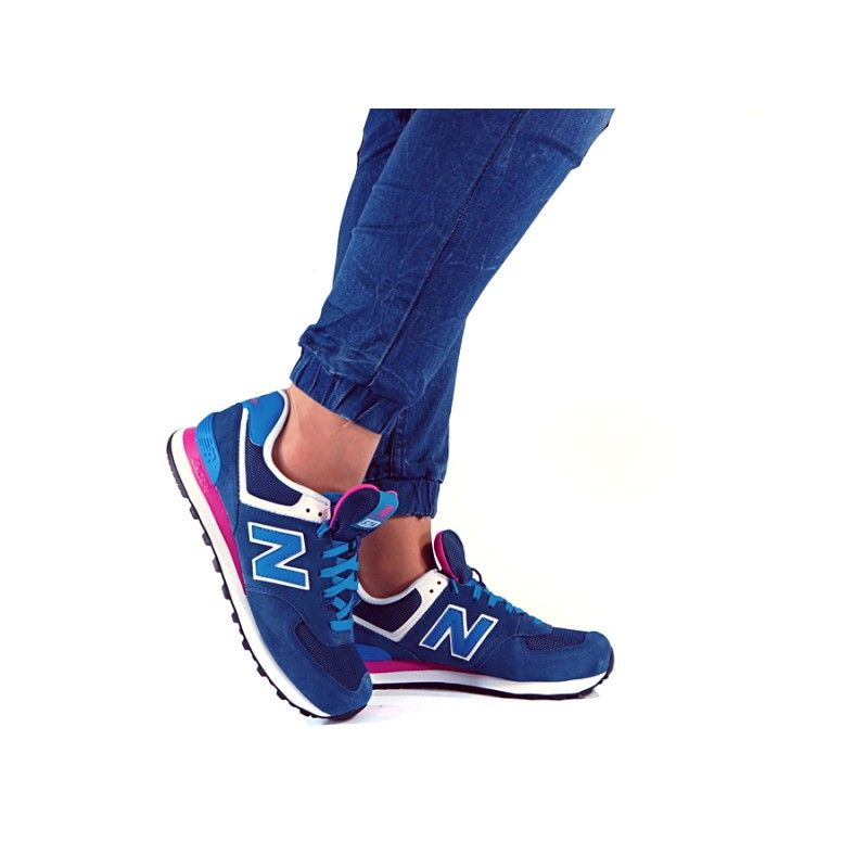 Sneakersy Damskie New Balance Wl574moy Shoes Sneakers New Balance Sneaker