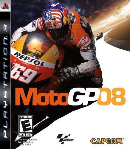 Motogp 08 Playstation 3 Dengan Gambar