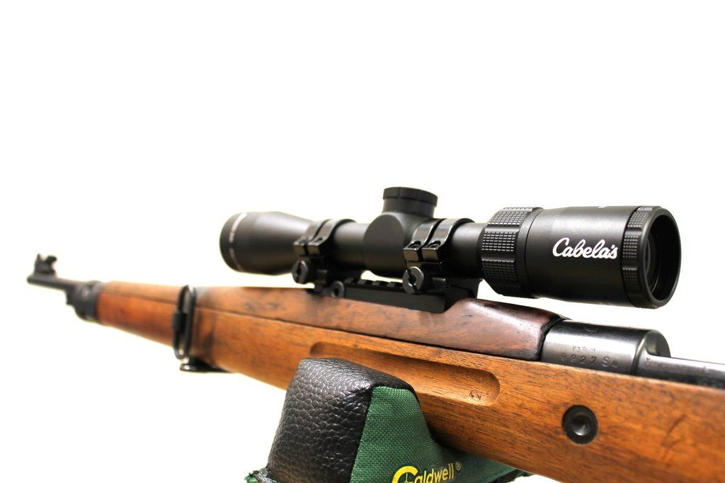Mauser VZ 24 Ultra low-profile NDT Scout Mount for Long Eye