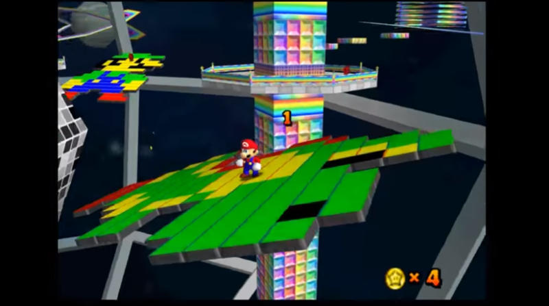 A GiantSuper Mario 64 Hack That Reinvents The Game