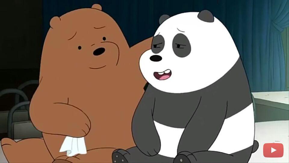 Resultado De Imagen Para Panda Y Pardo We Bare Bears Bare Bears Panda