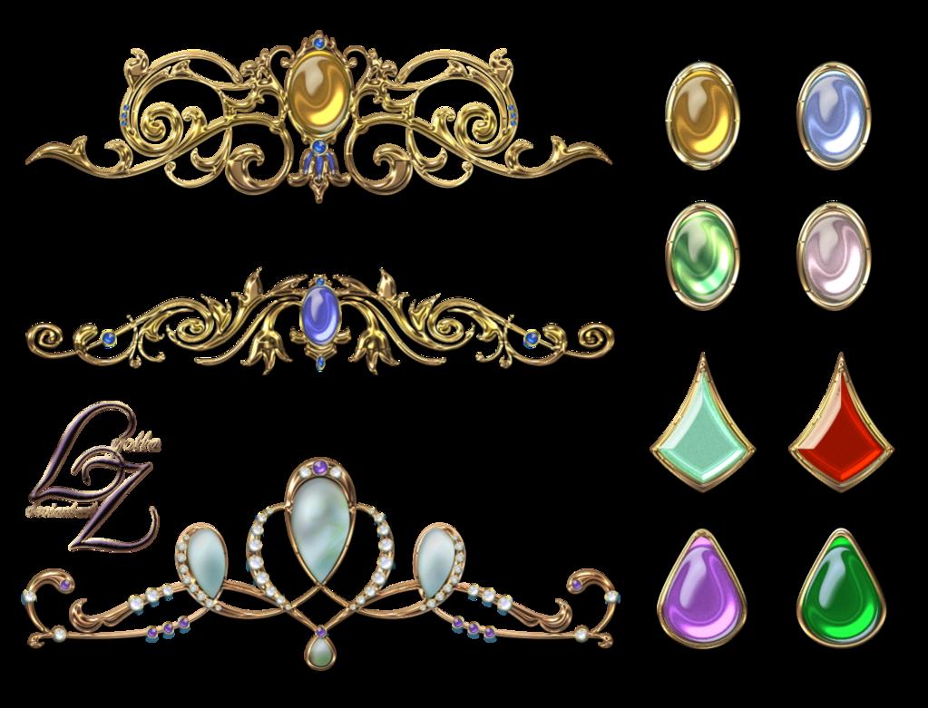 Crown Tiara Gems Lyotta by Lyotta on DeviantArt
